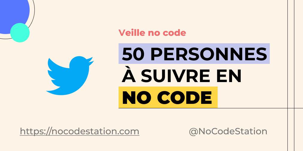 veille-no-code-station