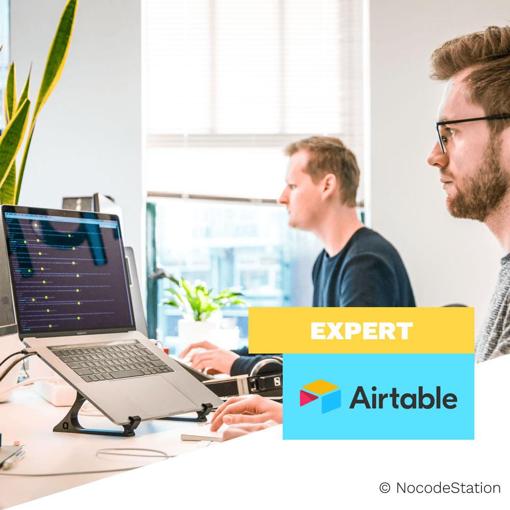 Job-no-code-expert-Airtable-nocodestation
